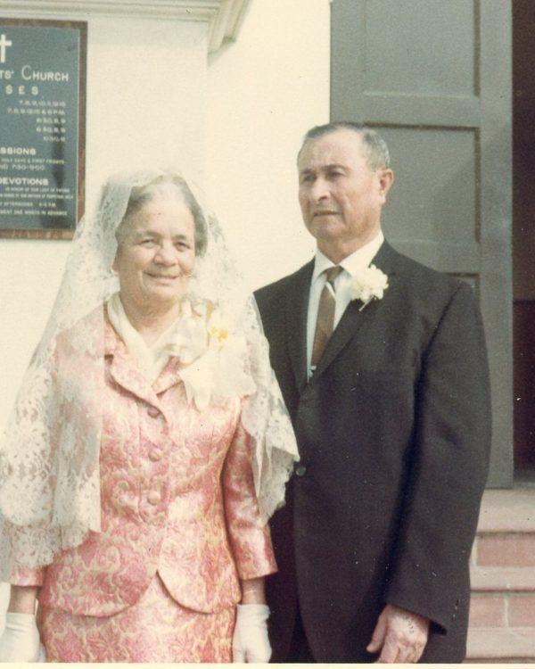 Grandma Grandpa Camacho