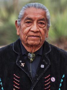 Clifford Mahooty: Zuni Elder