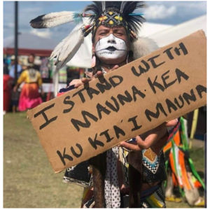 Blog - Stand With Mauna Kea