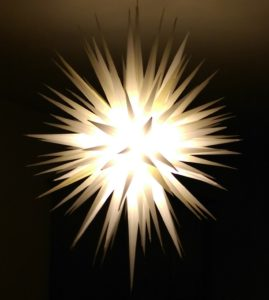 Blog - Fasting - Moravian Star