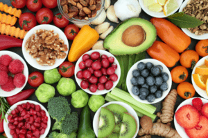 Blog: Healthy Food-Spiritual Food